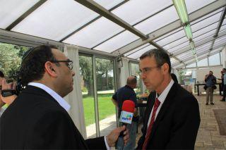 Ницан Хен, встреча Реувена Ривлина с министрами 34-го правительства, фото Израиль в лицах