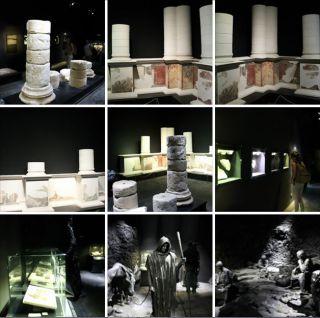 Музей Масады, фоторепортаж Израиль в лицах