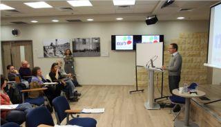 Семинар GPO для русскоязычных журналистов, фото А.Токарь