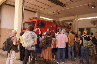 Пресс-тур GPO - горящие змеи и Газы, фото Израиль в лицах