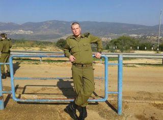Сергей Баришников в Израиле