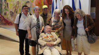 Торжественное заседание в Кнессете ко Дню Победы, фото Израиль в лицах