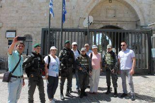Курс Полиция и общество в Израиле, фото Израиль в лицах