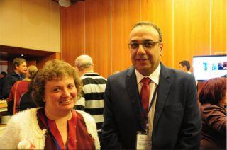 Элеонора Гройсман и Ницан Хен, фото Израиль в лицах