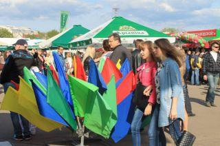 День Победы в Минске, фото Элеонора Гройсман