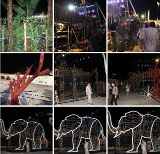 Оперный фестиваль на Масаде, подготовка, фоторепортаж Израиль в лицах